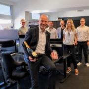 bilde av Point Taken som kåret til 2021 Microsoft Teams Partner